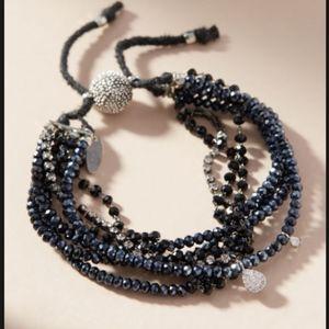 Anthropologie Shine Bright Bracelet NWT